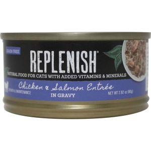 Replenish Pet - Grain Free Canned Cat Food - 2.8 oz