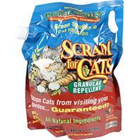 Enviro Protection - Epic Cat Scram Granular Repellent Shaker Bag - 3.5 Pound