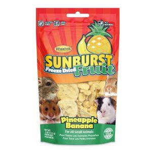 Higgins Premium Pet Foods - Sunburst Freeze Dried Fruits For Small Animal - .5  oz