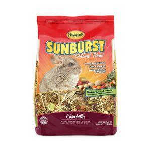 The Higgins Group - Sunburst Gourmet Blend For Chinchillas - 3Lb