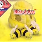 Plush Puppies - Puzzle Plush Replacement Bees - 3 Pack