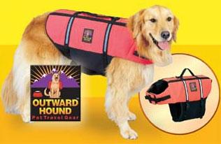 Outward Hound - Life Jacket - Extra Small