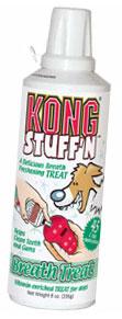 Kong - Stuff N Breath Paste - 10 oz