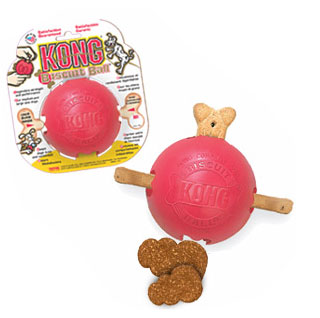 Kong - Biscuit Ball - Small