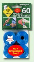 Bramton Bags On Board - Bags On Board Refill Pack - 60 Count