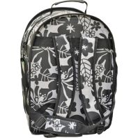 A&E Cage Company  - Happy Beaks Backpack Soft Sided Travel Carrier - Small - Black