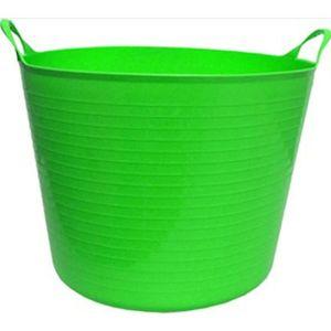 Tuff Stuff Products - Flex Tub  - Green  - 7 Gallon