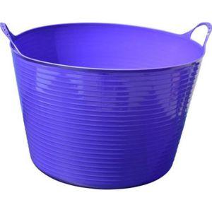Tuff Stuff Products - Flex Tub  - Purple  - 7 Gallon