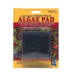 Aquarium Pharmaceuticals - Algae Pad for Glass