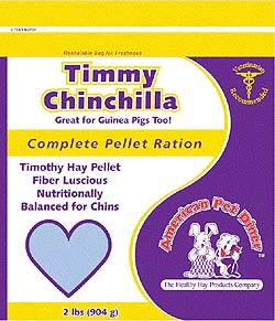 American Pet Diner - Timmy chinchila-2 lbs-