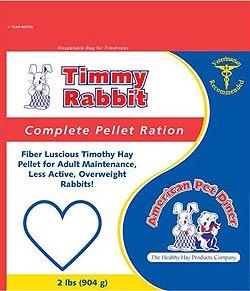 American Pet Diner - Timmy Rabbit-2lb (904g)-
