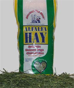 American Pet Diner - Alfalfa Hay Minibale - 24 Case-24 Case-