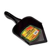 Zilla - Ultra Corner Litter Scooper - Black