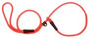 Mendota Pet - Slip Lead - Red - 3/8 Inch x 4 Feet - Small