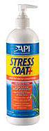 Aquarium Pharmaceuticals - Stress Coat with Pump - 1 Pint