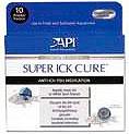 Aquarium Pharmaceuticals - Super Ick Powder Cure - 10 Pack