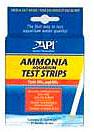 Aquarium Pharmaceuticals - Ammonia Aquarium Test Strips - 25 Count