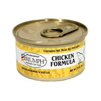 Triumph Pet - Canned Cat Food - Chicken - 3 oz