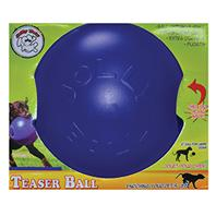 Horsemens Pride - Teaser Ball - Blue - 6 Inch