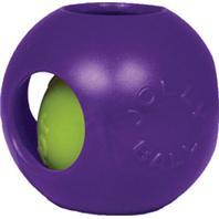 Horsemens Pride - Teaser Ball - Purple - 6 Inch
