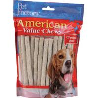 Pet Factory - Munchy Mini Rolls - 5 Inch/40 Pack