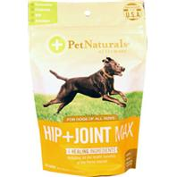 Pet Naturals Of Vermont - Hip + Joint Max Chew For Dogs - Duck - 60 Count