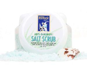 Mendota Pet - DERMagic- Anti-Dandruff Dead Sea Salt Scrub - 3 lb