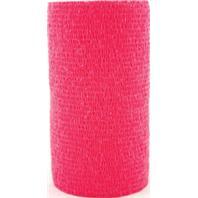 3M - Vetrap Bandaging Tape Bulk - Red- 4 Inchx5 Yard