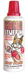Kong - Stuff'N Liver Paste - 12 count