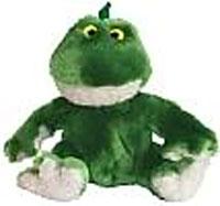 Dr. Noys - Sitting Frog - Material Dog - Medium