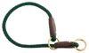 Mendota Pet - Command/Slip Collar - Hunter Green - 16 Inch