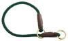 Mendota Pet - Command/Slip Collar - Hunter Green - 18 Inch
