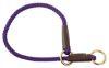Mendota Pet - Command/Slip Collar - Purple - 18 Inch