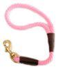 Mendota Pet - Traffic Lead - Hot Pink - 1/2 Inch x 16 Inch
