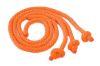 Mendota Pet - Training Dummy Throw Ropes - Orange