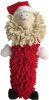 Iconic Pet Christmas - Christmas Father Noodle Toy - 13 Inch