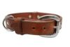 Angel Pet Supplies - Dallas Elite Collar - Brown - 20 X 1 Inch