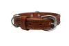 Angel Pet Supplies - Santa Fe Elite Collar - Brown - 18 X 3/4 Inch