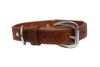 Angel Pet Supplies - Santa Fe Elite Collar - Brown - 20 X 1 Inch
