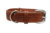 Angel Pet Supplies - Santa Fe Elite Collar - Brown - 24 X 1.5 Inch