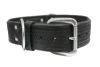 Angel Pet Supplies - Santa Fe Elite Collar - Black - 26 X 2 Inch
