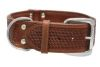 Angel Pet Supplies - Santa Fe Elite Collar - Brown - 26 X 2 Inch