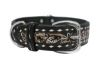 Angel Pet Supplies - Laredo Elite Collar - Black - 22 X 1.5 Inch