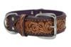 Angel Pet Supplies - San Antonio Elite Collar - Purple - 24 X 1.5 Inch