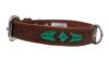 Angel Pet Supplies - Sierra Elite Collar - Brown - 20 X 1 Inch