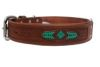 Angel Pet Supplies - Sierra Elite Collar - Brown - 24 X 1.5 Inch