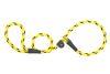 Mendota Pet - Black Ice Slip Lead - 1/2 Inch x 4 Feet - Yellow