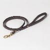 "Hound?s Best  - Small ""Dover"" Leather Dog Leash - 4 feet"