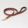 "Hound's Best - Medium ""Leeds"" Leather Dog Leash - 6 feet"