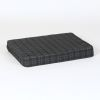 "Hound?s Best - Small ""Gray Plaid"" Orthopedic Foam Dog bed"